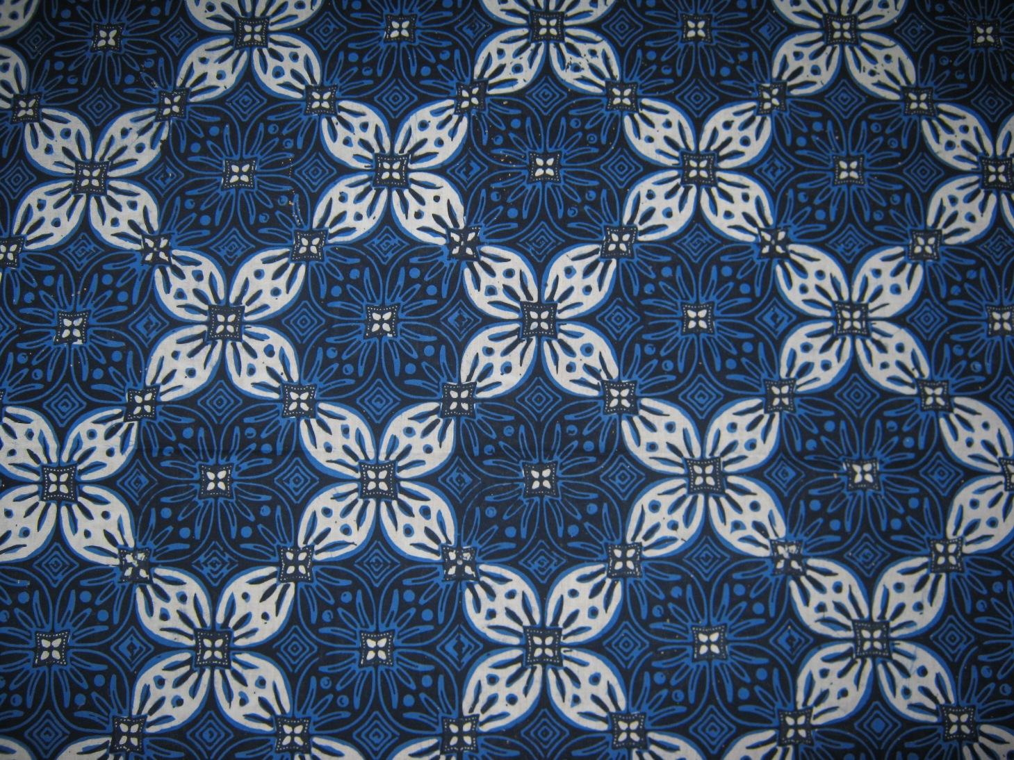 Contoh Gambar Batik Indah Merry Ci