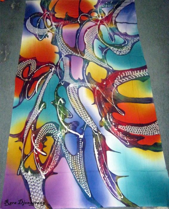 Tips Cara Menyimpan Batik Batik Indah Rara Djonggrang